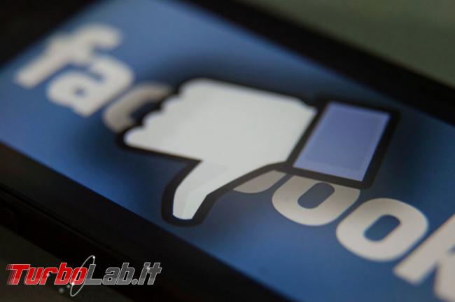 Facebook sospende migliaia app condividevano impropriamente dati utenti - FrShot_1569064689
