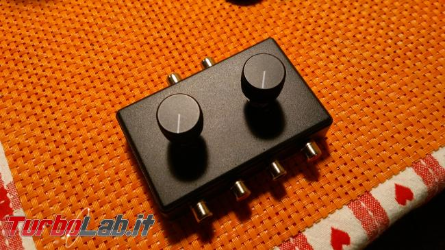 Fai te: mixer passivo due canali stereo - IMG_20180220_015020
