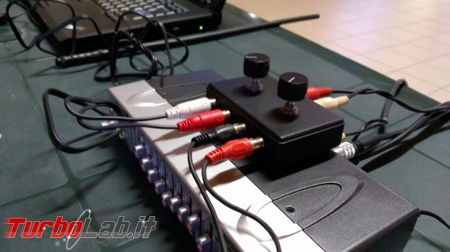 Fai te: mixer passivo due canali stereo - IMG_20180225_161905