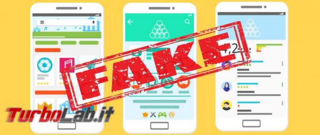 False app criptovalute Google Play Store - Annotazione 2019-05-24 141306