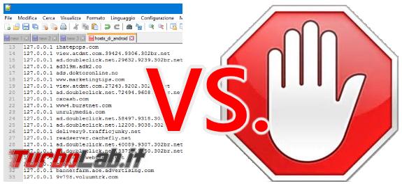 File hosts contro estensioni block: qual è metodo migliore? confronto, pro contro due tecnologie - hosts vs. adblock spotlight