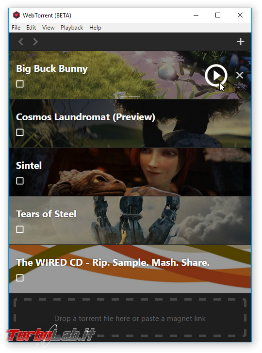 Film streaming, gratis senza attese: guida WebTorrent