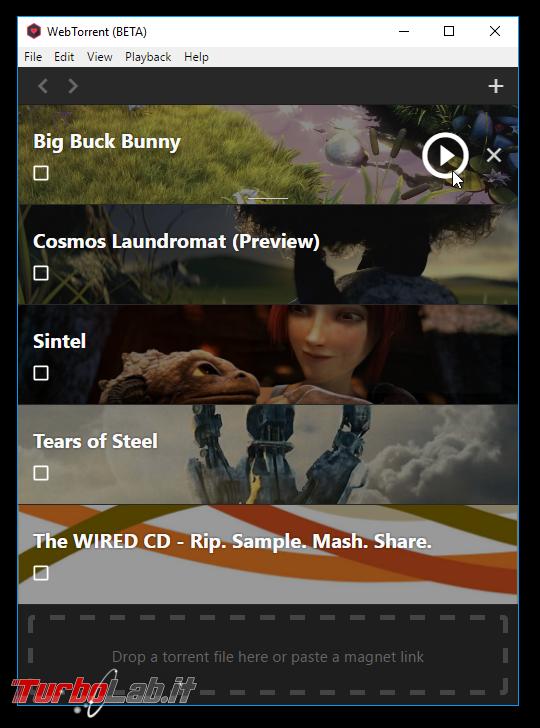 Ροή ταινιών, δωρεάν χωρίς αναμονή: Οδηγός WebTorrent