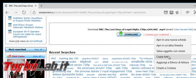 Film streaming, gratis senza attese: guida WebTorrent - torrent copia link