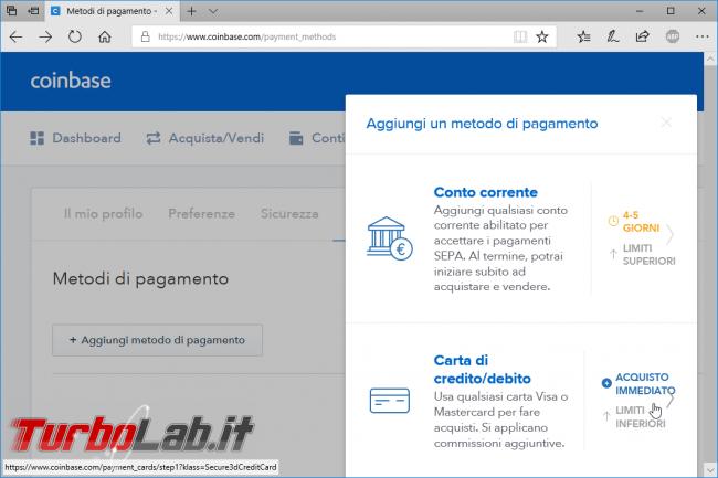 Fineco Coinbase: video guida verificare conto corrente italiano (risolvere errore Compilazione IBAN EE95 7700 7710 0135 5096)