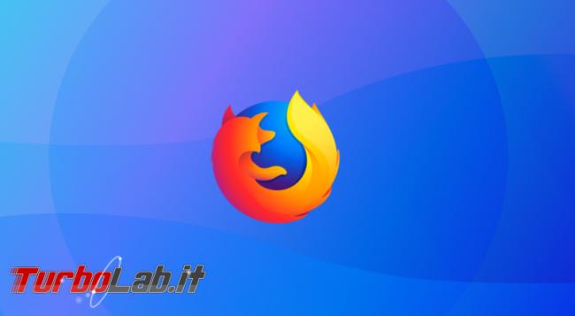 Firefox rilascia patch vulnerabilità critica zero-day - Firefoxlogo-800x440