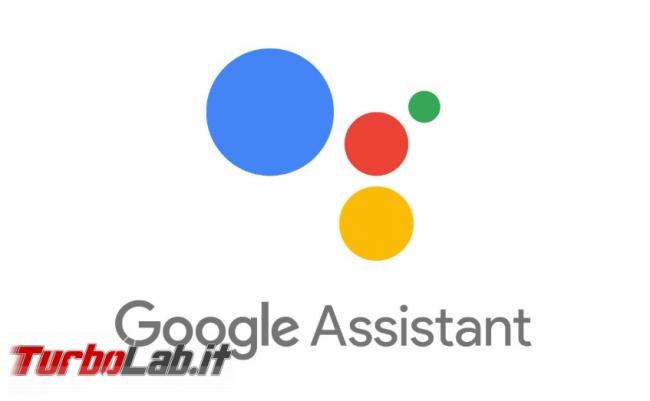 Google Assistant non salverà più registrazioni vocali utenti - FrShot_1569244271
