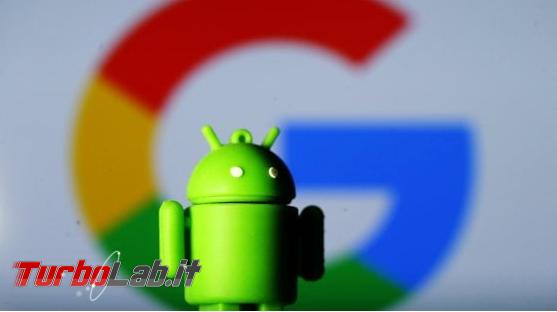 Google chiederà utenti Android scegliere browser