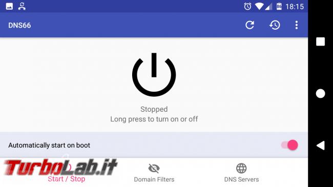 Grande Guida blocco pubblicità ( block) Android (root/no root): AdAway contro AdBlock Plus, AdGuard, NetGuard, DNS66: quale scegliere? chi è migliore? - Screenshot_20170104-181544