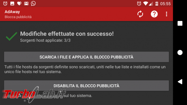 Grande Guida file hosts: cos'è, cosa serve come modificarlo bloccare siti domini (Windows, Linux, Mac, Android)