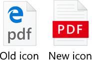 Grande Guida Windows 10 1809: tutte novità Aggiornamento Ottobre 2018 - windos 10 new pdf icon