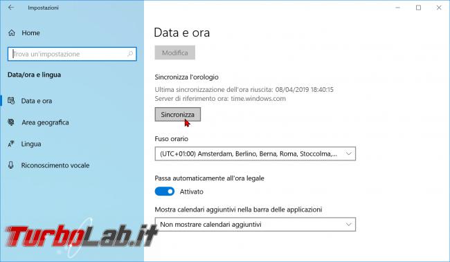 Grande Guida Windows 10 1903 (19H1): tutte novità Aggiornamento Maggio 2019 - zShotVM_1554752075