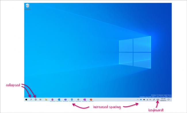 Grande Guida Windows 10 20H1, Aggiornamento Maggio 2020: tutte novità arrivo - windows 10 20h1 tablet