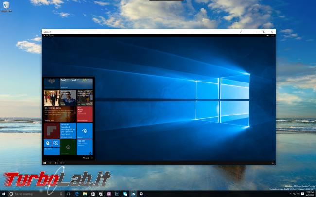 """Grande Guida Windows 10 """"Anniversary Update"""" (versione 1607, """"Redstone""""): tutto quello devi sapere - windows 10 anniversary connect continuum"""