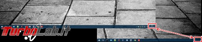 """Grande Guida Windows 10 """"Anniversary Update"""" (versione 1607, """"Redstone""""): tutto quello devi sapere - windows 10 orologio dual monitor"""