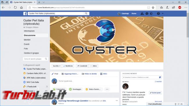 Guadagnare cryptominer anti-pubblicità: come perché comprare subito Oyster Pearl (criptovaluta)