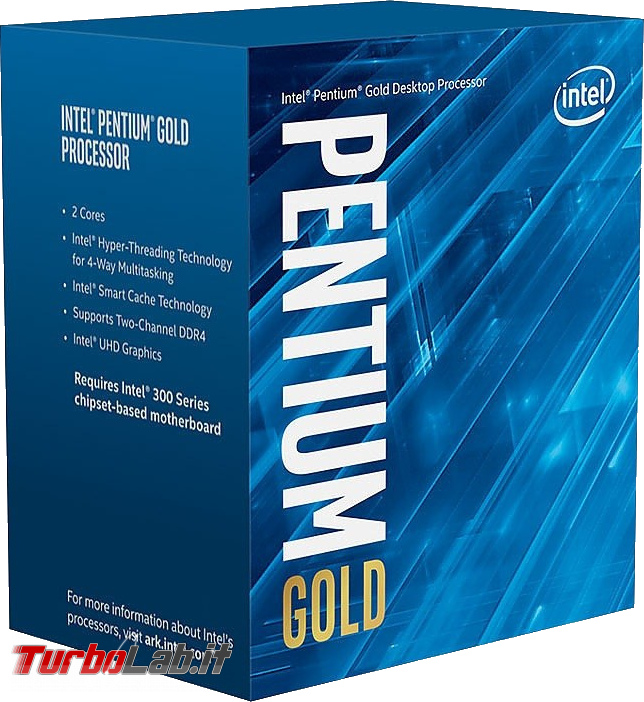 Guida acquisto: miglior PC budget [350 €] posso comprare (CPU, MoBo, RAM, SSD, case) - edizione Coffee Lake, estate 2018 - box intel pentium 2018