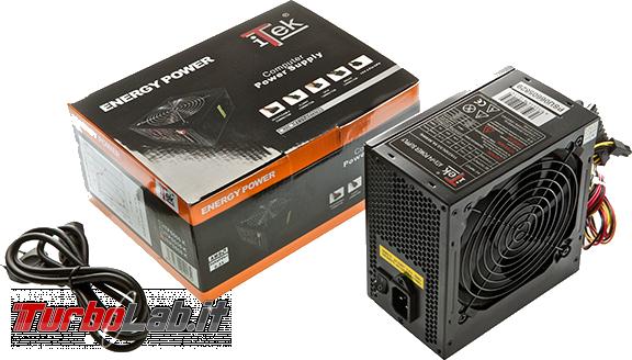 Guida acquisto: miglior PC budget [350 €] posso comprare (CPU, MoBo, RAM, SSD, case) - edizione Kaby Lake, primavera 2017 - psu iTek Energy K-Series