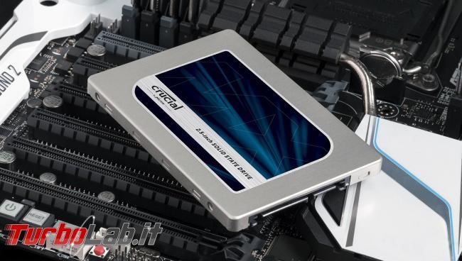 Guida acquisto: miglior SSD/disco fisso (sostitutivo) notebook (primavera/estate 2017)