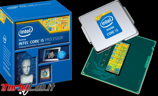 Guida acquisto: PC perfetto secondo TurboLab.it - Intel Core i5-4670K