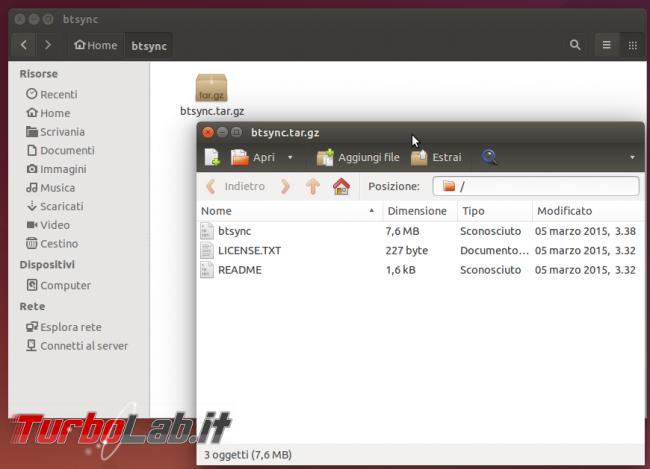 """Guida: aprire File """".tar.gz"""" Linux Ubuntu/CentOS ( linea comando)"""