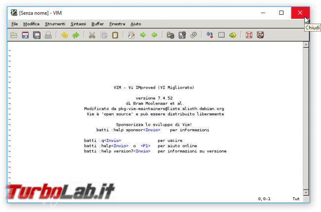 Guida Bash Windows 10 (WSL): come eseguire programmi Linux/Ubuntu interfaccia grafica (GUI) - gvim windows 10 wsl