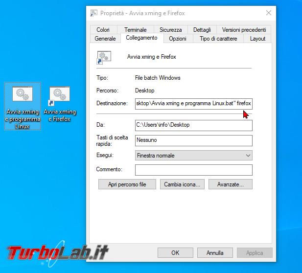 Guida Bash Windows 10 (WSL): come eseguire programmi Linux/Ubuntu interfaccia grafica (GUI) - zShotVM_1553808009