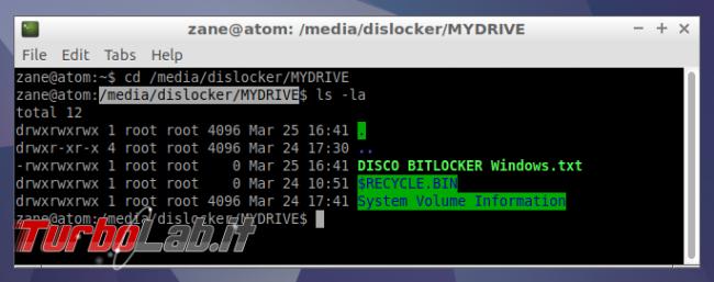 Guida Bitlocker Ubuntu: come leggere/scrivere chiavette USB dislocker