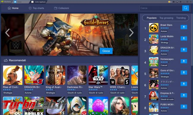 Guida BlueStacks 4, emulatore Android PC Windows - zShot_Insider_1552813591