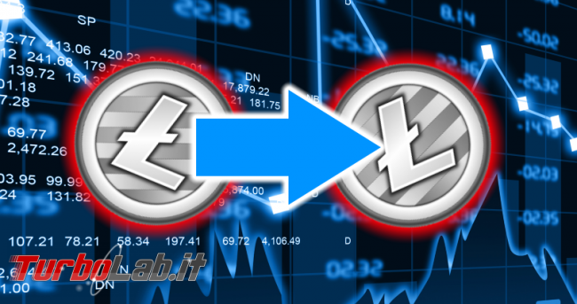 Guida: come accedere, estrarre vendere Litecoin Cash wallet Coinbase (exchange), Exodus Litecoin Core - litecoin to litecoin cash