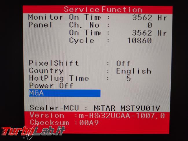 [guida] Come aggiornare firmware monitor Samsung file koreano (schermo modello U32H850 altri) - IMG_20200926_190614