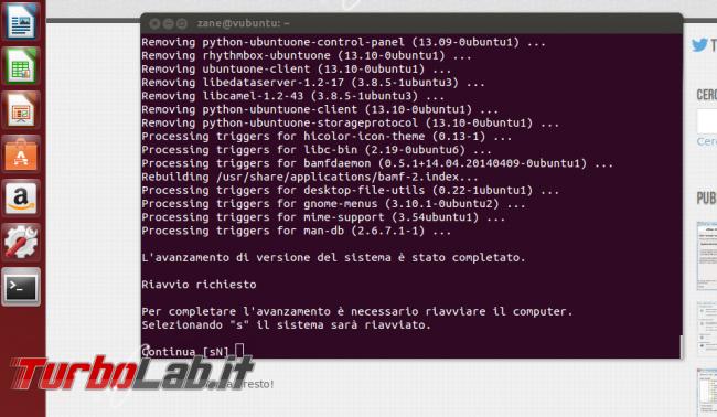 Guida: come aggiornare Ubuntu 18.04 (Bionic Beaver) linea comando (terminale Ubuntu Server)