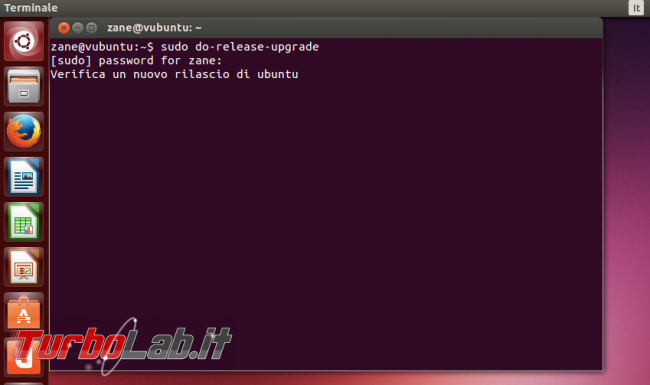 Guida: come aggiornare Ubuntu 18.10 (Cosmic Cuttlefish) linea comando (terminale Ubuntu Server)