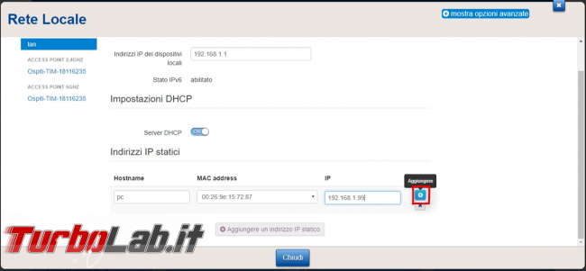Guida: come aprire porte TCP/UDP router TIM fibra (TIM HUB) torrent, eMule, Desktop remoto, ...