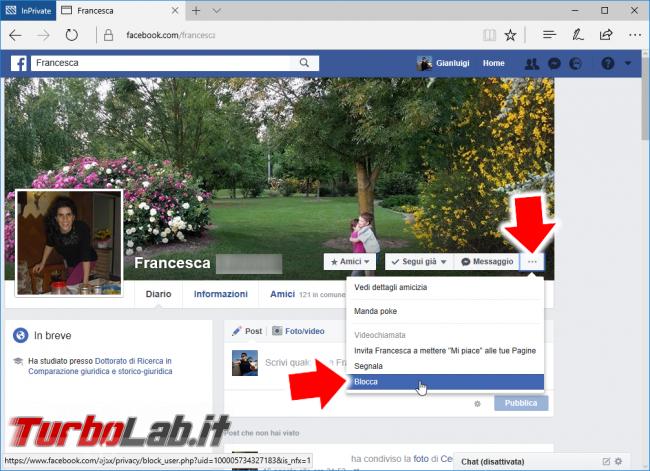Guida: come bloccare persona Facebook PC Android, impedire ci contatti, veda post, profilo diario
