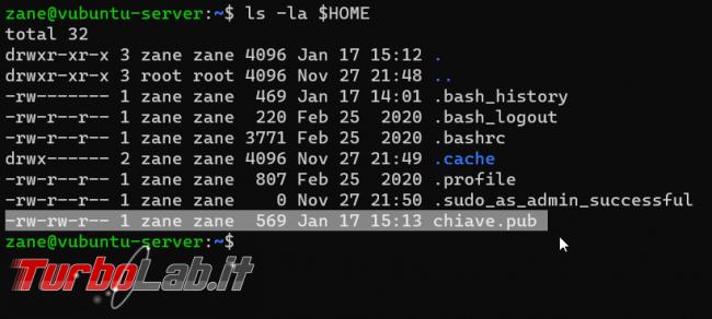 [guida] Come creare chiave SSH PC Windows, Linux, Mac accedere server senza password
