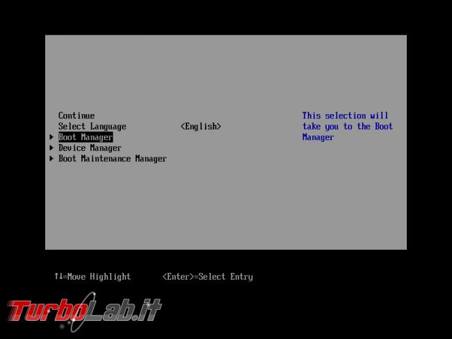 Guida: come entrare modalità macOS Recovery High Sierra ( VirtualBox) - VirtualBox_macOS_12_10_2017_13_41_42