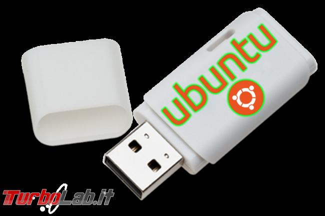 Guida: come installare Ubuntu chiavetta USB (Linux facile) - ubuntu da usb spotlight