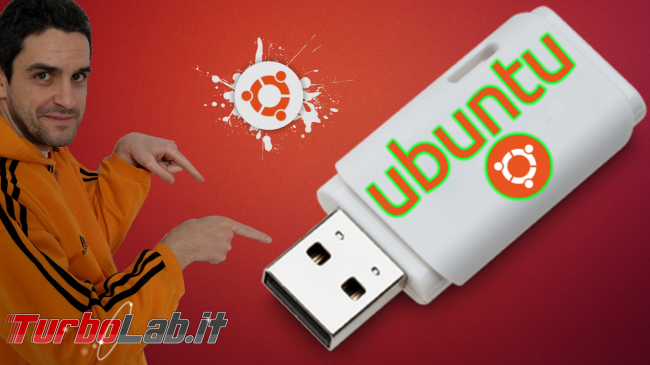 Guida: come installare Ubuntu Raspberry Pi 4, desktop interfaccia grafica (video) - ubuntu usb spotlight