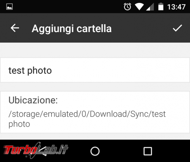 Guida: come sincronizzare cartella foto (DCIM) Android PC - Screenshot_2016-10-13-13-47-15