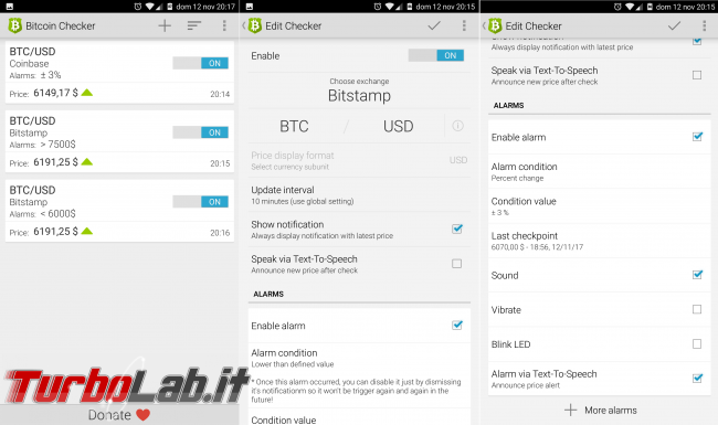 Guida comprare NEO guadagnare generando GAS (coin/token criptovaluta) - bitcoin checker android
