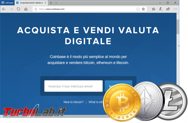 Guida CryptoRevolutiontime: come aprire account acquistare CREV (video) - acquistare bitcoin