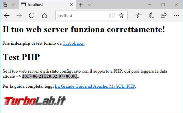 Guida definitiva Apache PHP 8 Ubuntu CentOS: come attivare, installare, configurare PHP-FPM Apache Linux