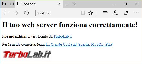 Guida definitiva: come installare Apache Ubuntu CentOS (server Linux, linea comando)