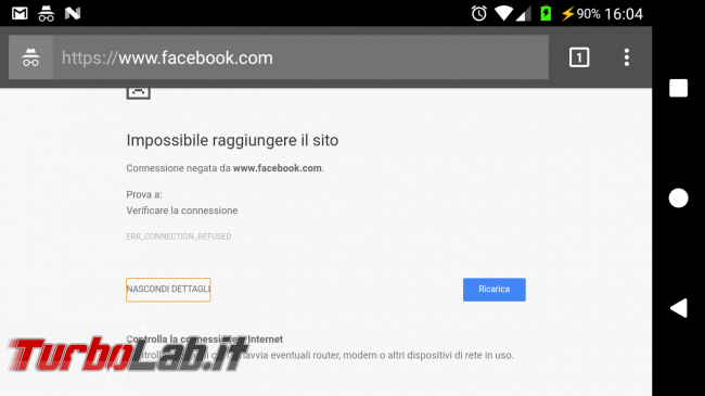 Guida definitiva: come modificare file hosts Android tramite PC (senza errori adb: error: failed to copy 'hosts' to '/system/etc/hosts': couldn't create file: Read-only file system oppure Permission denied) - Screenshot_20170102-160424