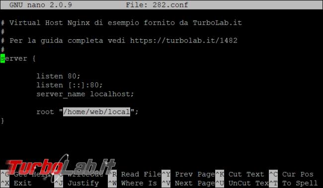 Guida definitiva Nginx Ubuntu CentOS: come installare configurare server web Linux