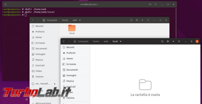 Guida definitiva Nginx Ubuntu CentOS: come installare configurare server web Linux - struttura cartelle web nginx