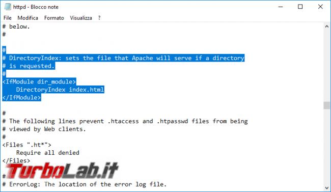 Guida definitiva PHP 8 Windows 10: come installare configurare PHP 8 Apache Windows