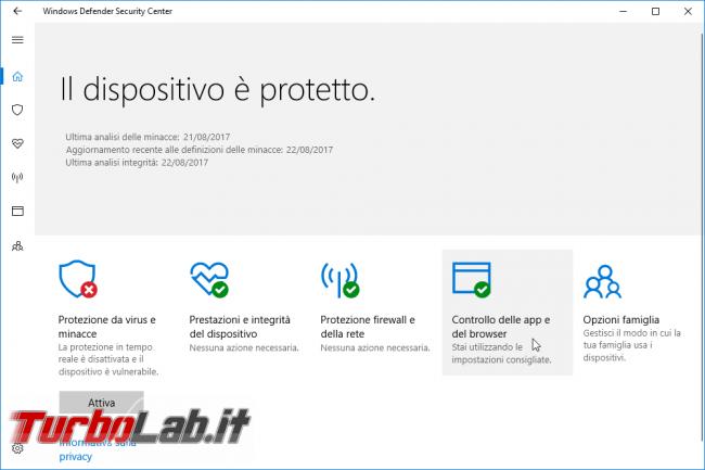 Guida EMET Windows 10: come attivare Protezione exploit