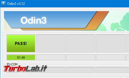 Guida facile Odin (Samsung Galaxy S, Note, , Tab): come flashare/installare ROM Android semplicità - samsung odin dettaglio
